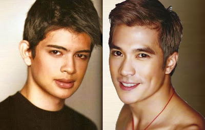 Rayver Cruz and Diether Ocampo Celebrate Birthday on ASAP 2012 this July 22