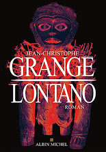 Livre LONTANO de Jean-Christophe Grangé