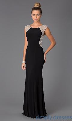 Black Dresses Ideas For Women's 3