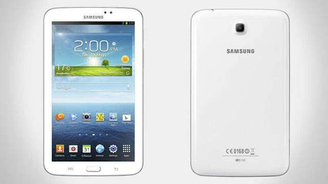 Samsung Unveils 7-Inch Galaxy Tab 3 that Makes Calls