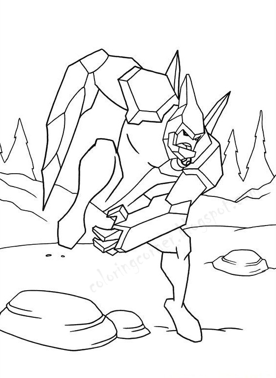ben coloring pages - photo#36