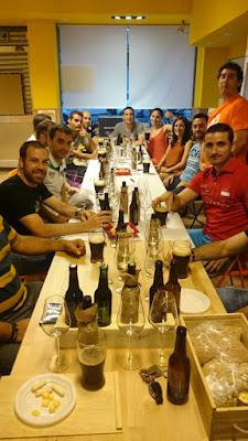 Cata de Cervezas Artesanas Españolas