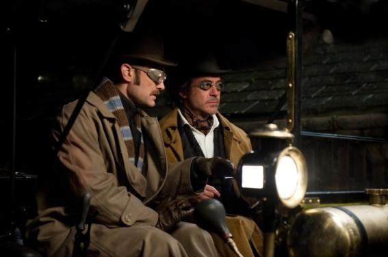 Xem phim Thám Tử Sherlock Holmes 2: Trò Chơi Của Bóng Đêm - Sherlock Holmes: A Game Of Shadows 2011