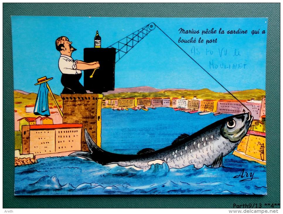 Le blog de christian de saint francois histoire authentique de la sardine qui a bouch le port - La femme a la bouche fendue ...