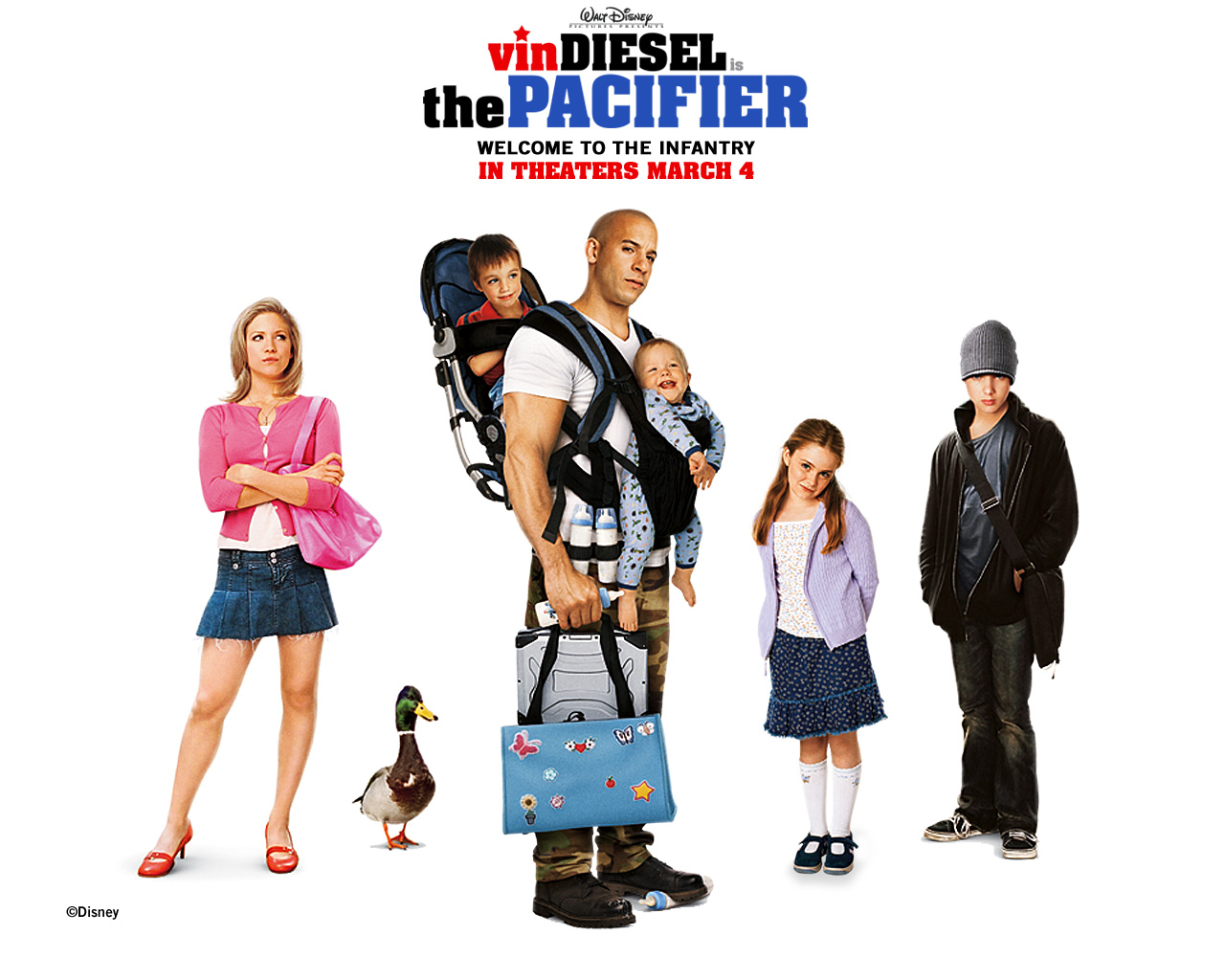 The pacifier (2005) Tamil dubbed movie watch online