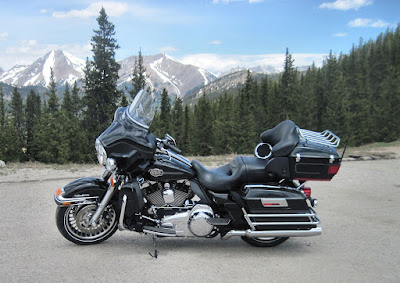 The Ride - Monarch Pass