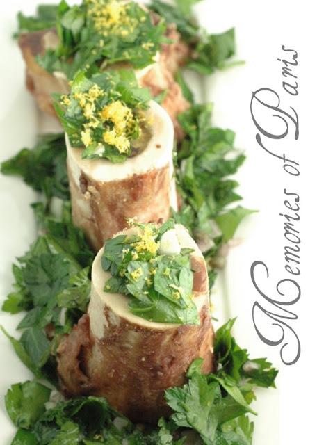 Bone marrow recipes