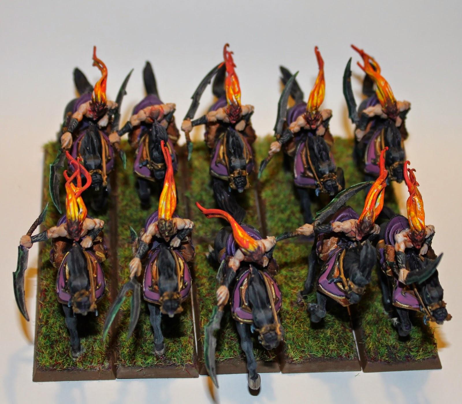 Dark Elf Cavalry