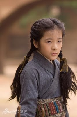 Jiao Xu cj7 kids actor actress chinese