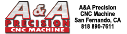 A&A Precision CNC Machine