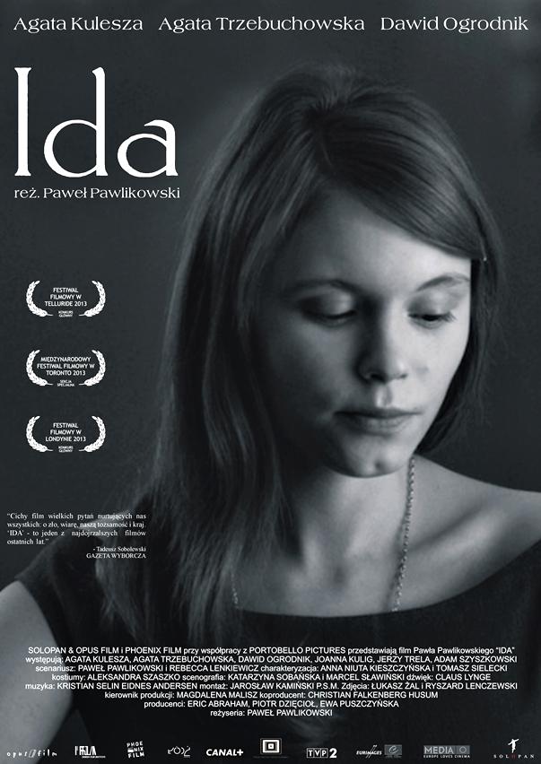 Ida, de Pawel Pawlikowski, 2013 póster