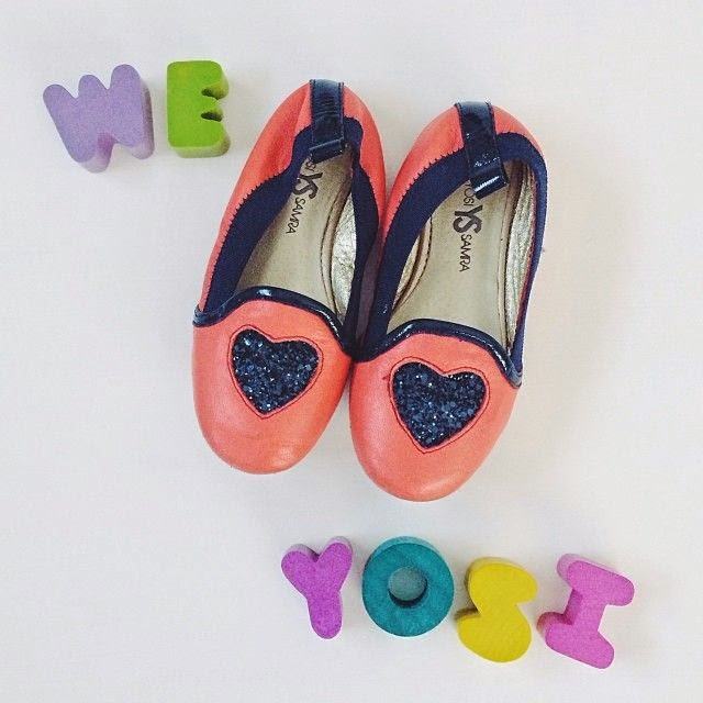 Loafers niña Yosi Samra