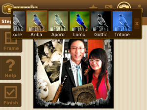 PicMix Picture Editor for BlackBerry