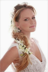 Flores peinado Anne