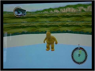how to do cheat code in simpsons hit and run