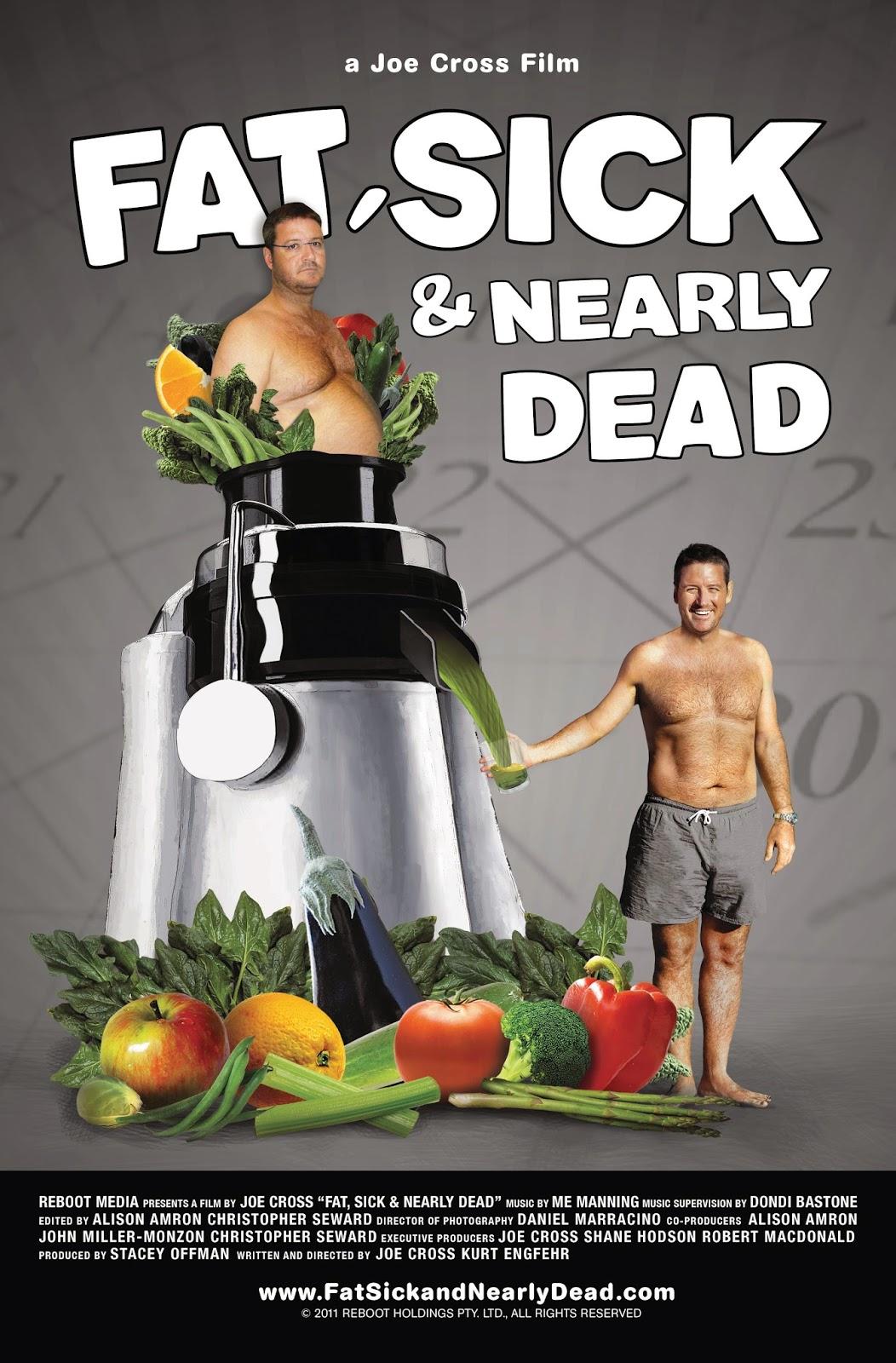 Дебел, болен и почти умрял / Fat, sick & nearly dead (2010)