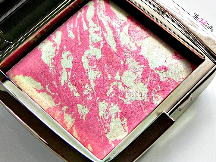 review swatch hourglass ambient lighting blush diffused heat, best makeup blush