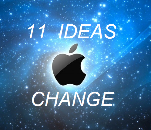 11 Innovation Ideas To Change Apple 