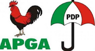 PDP-led government in Abia looting public funds – APGA aspirant, Ubadire