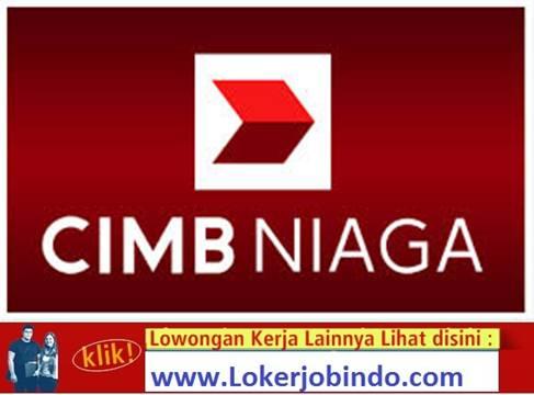 Lowongan Kerja Bank CIMB Niaga Terbaru Oktober 2015