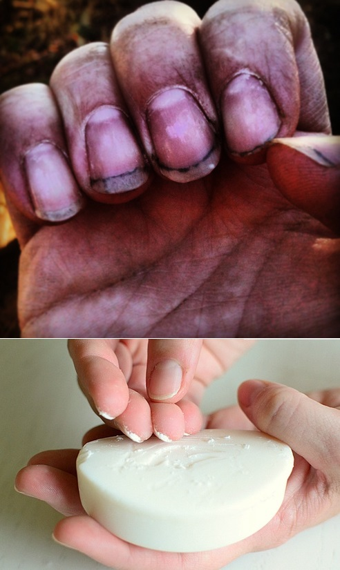 How to Clean Your Fingernails