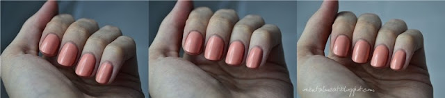 Barry M - Peach Melba