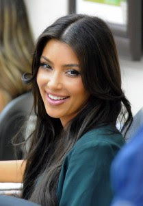 Kim Kardashian Beautiful Hair Styles Pictures