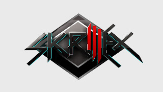 Dj Skrillex 3D Logo Neon Lights HD Wallpaper