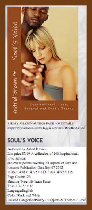 BOOK 'SOUL'S VOICE'
