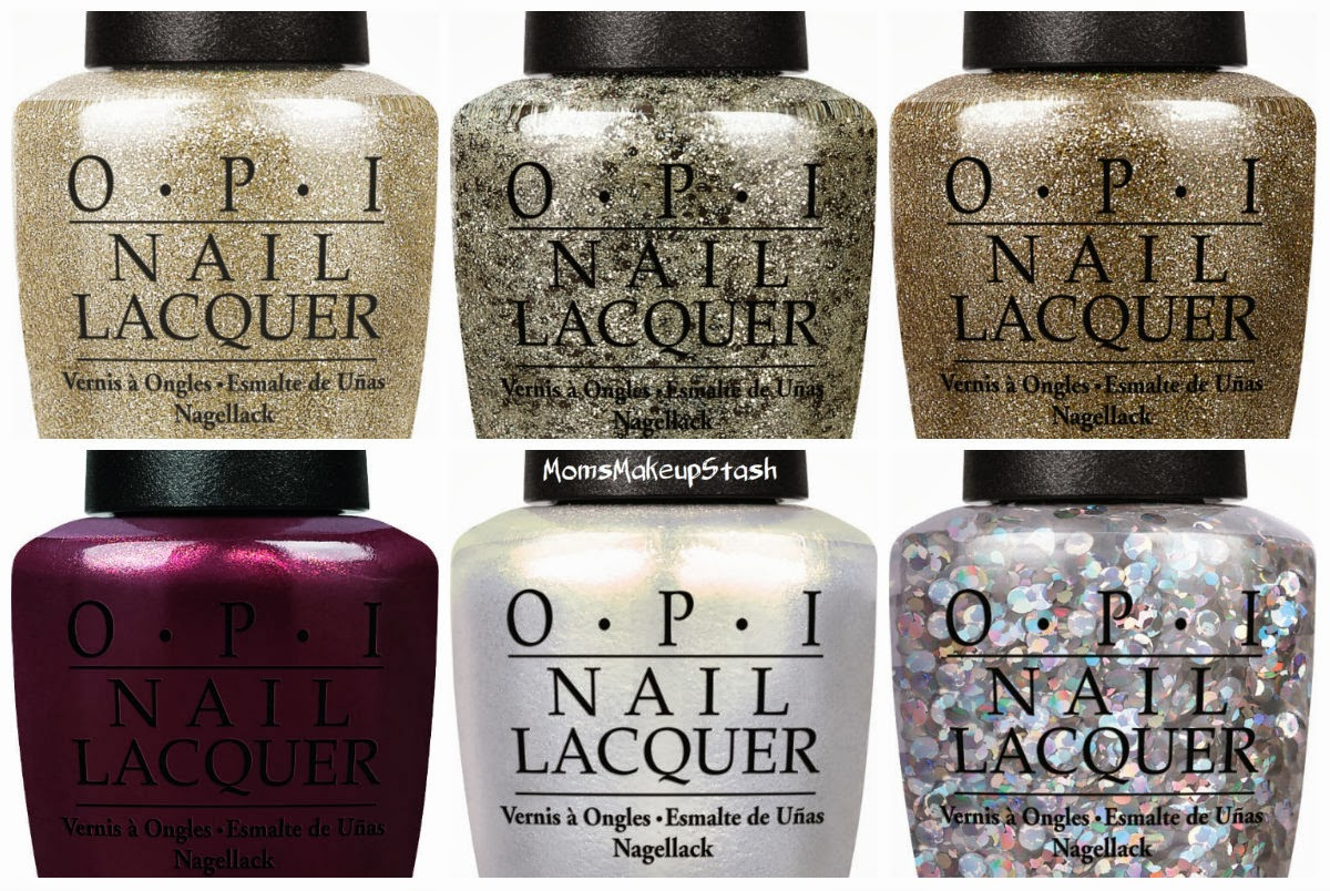 OPI Mariah Carey Collection for Holiday 2013 with 18 Limited Edition ...