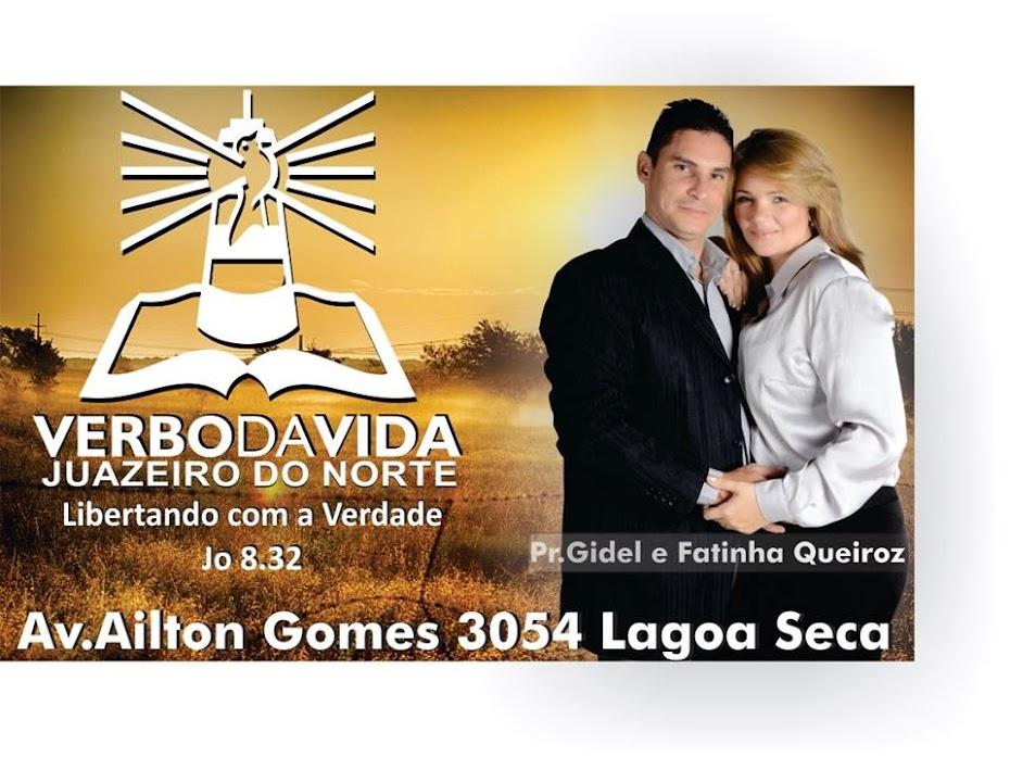 Igreja Evangélica Verbo da Vida - Juazeiro do Norte - Ceará