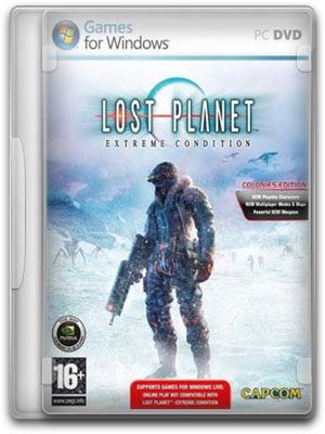 Baixar Jogo Lost Planet Colonies Edition
