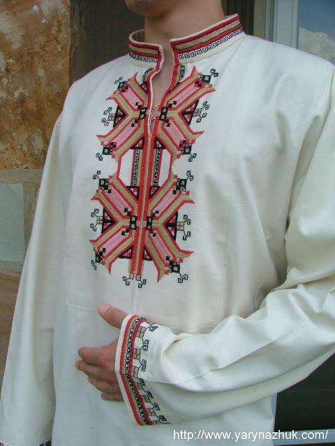 Сорочка Казковий вечір, стиль етномодерн, дизайнер Ярина Жук, Україна