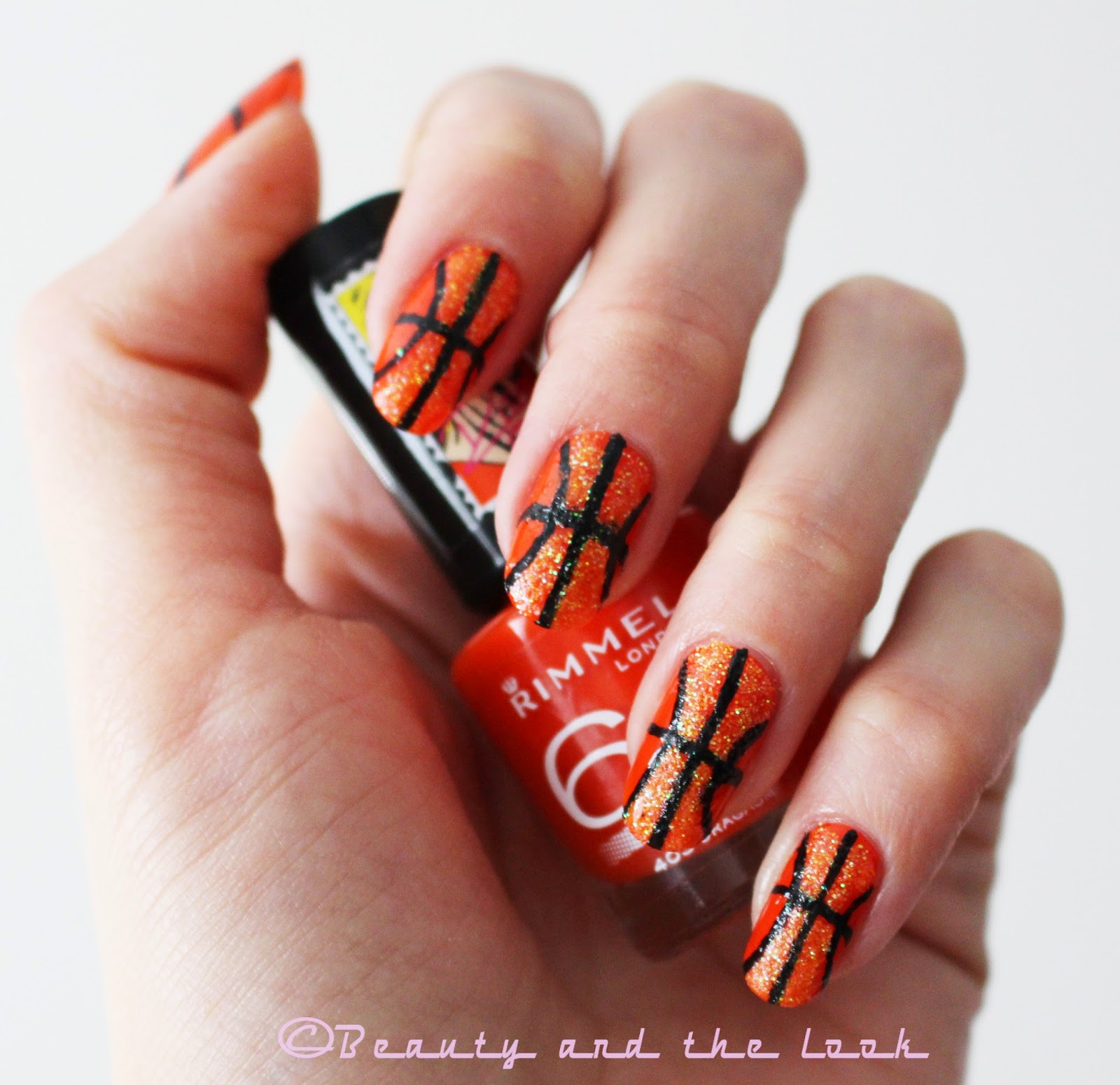 Basketball nails fiba world cup 2014 beautythelook basketball nails fiba world cup 2014 prinsesfo Choice Image