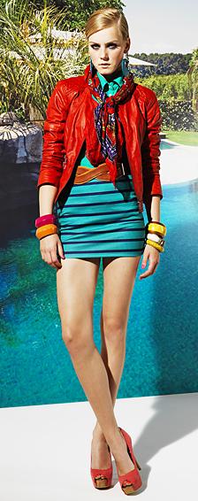 minifaldas verano 2011