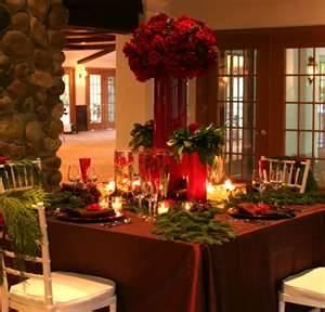 Soluciones para el hogar y el amor vestir tu mesa para la - Decoracion mesas navidenas ...