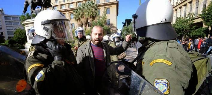 Ο Κωνσταντινόπουλος διακινεί στο Twitter καταγγελία για προνομιακή μεταχείριση του Διαμαντόπουλου σε νοσοκομείο [εικόνα]