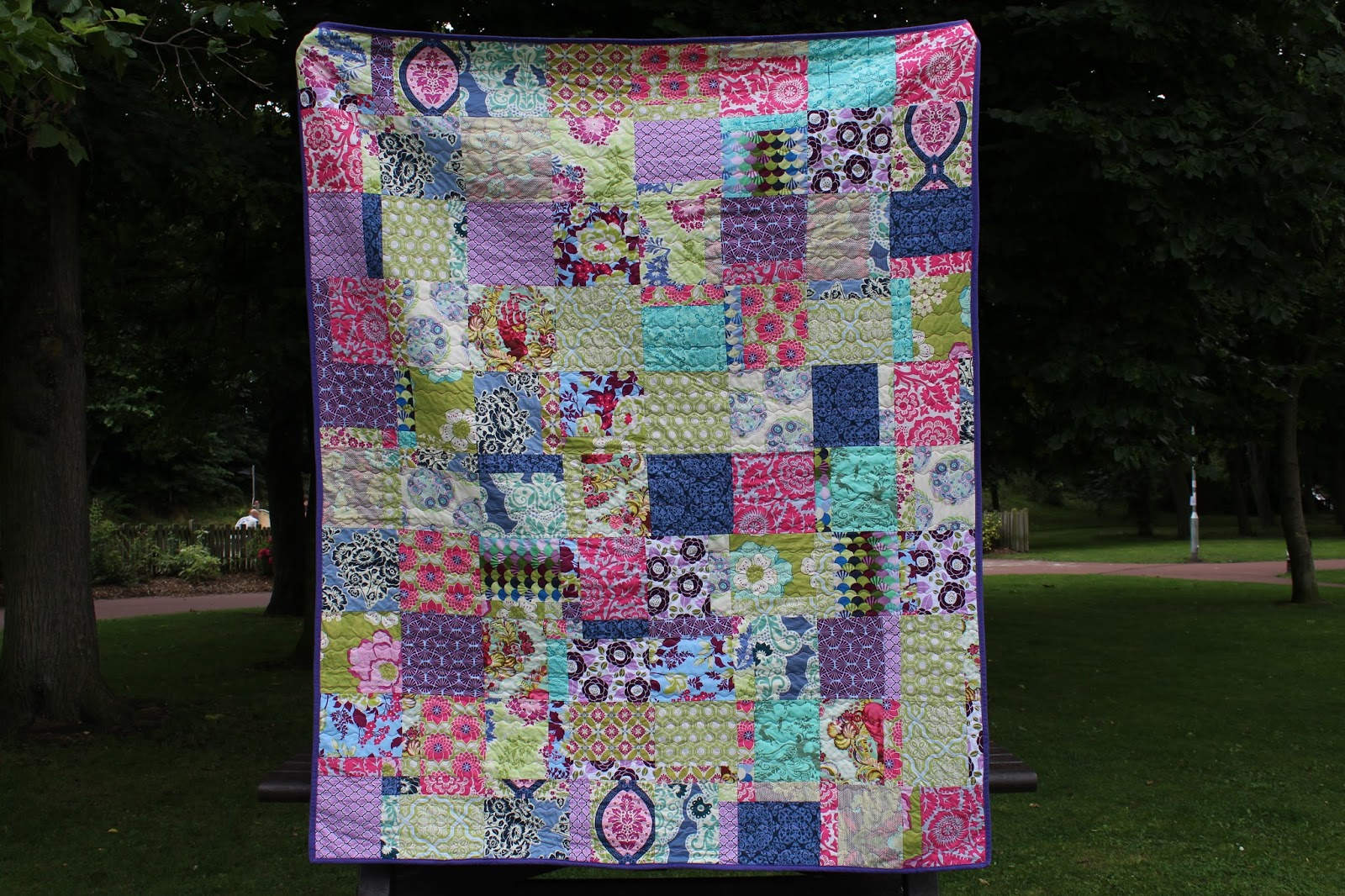Issabella The Cat: Turning Twenty Quilt finished : turning twenty again quilt pattern - Adamdwight.com