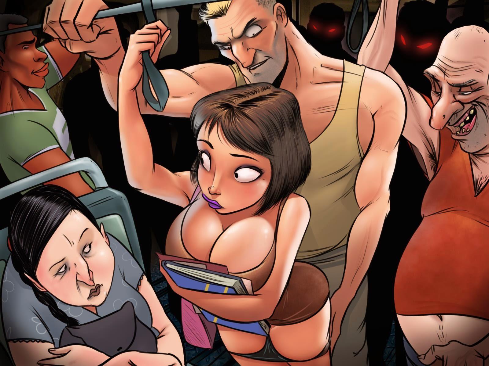 Секс комикс портал