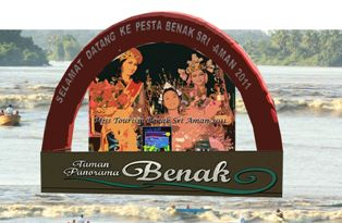 Miss Tourism Benak Sri Aman 2011