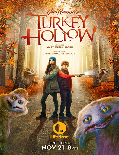Ver Jim Henson's Turkey Hollow (2015) Online