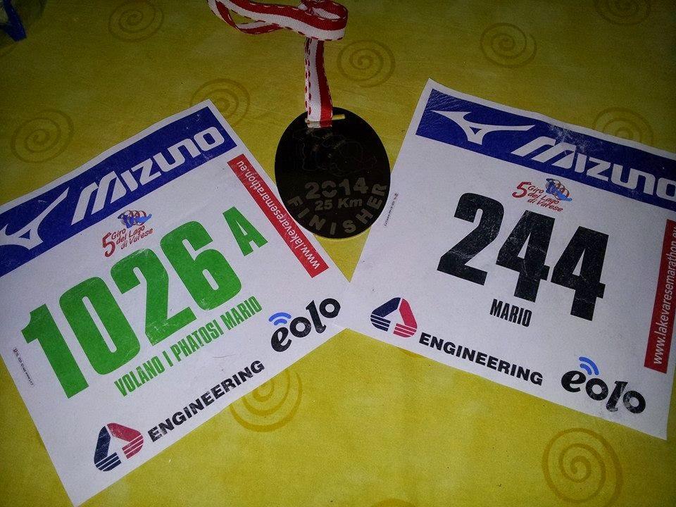 Giro del Lago Varese 2014