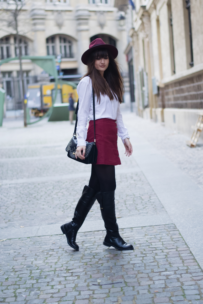 Meet me in paree, Blogger, Look, Fashion, Streetstyle, Chic, Paris style