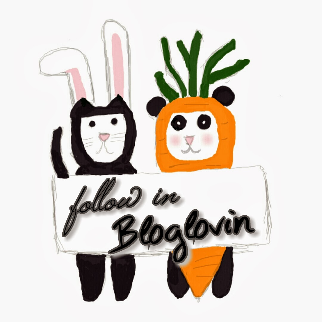 Follow this with Bloglovin!!