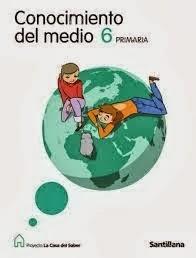 Libro digital Conocimiento del Medio