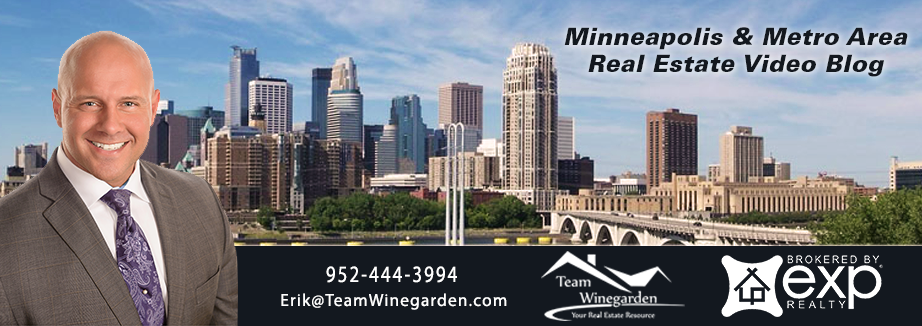 Minneapolis Real Estate Video Blog with Erik and Greg Winegarden