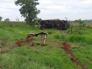 Catalão - GO: Sargento do exército de 22 anos morre após acidente na BR-050