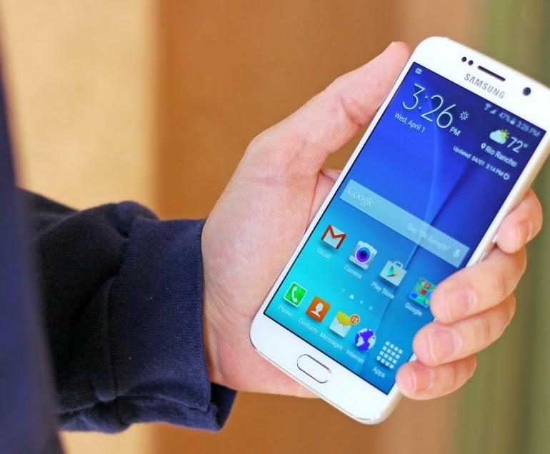 Smartphone terbaru Samsung Galaxy S6