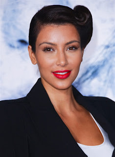 invisible hairstyle kim kardashian -41