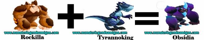 como sacar a obsidia en monster legends formula 1